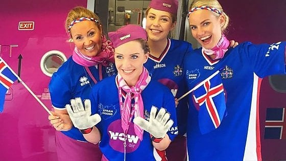Wow air concorso per volare gratis in tutto il mondo