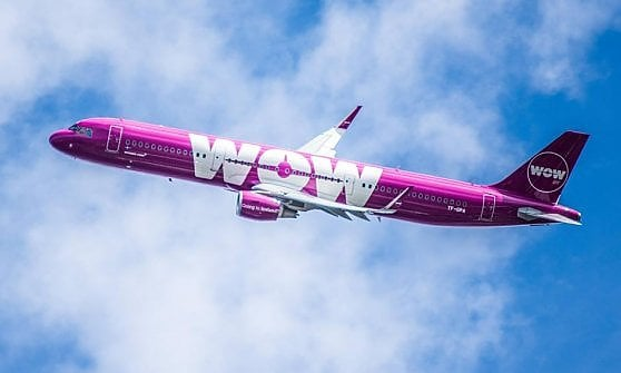Wow Air cerca 2 Travel Blogger da 3.300 euro al mese