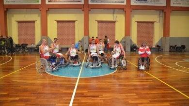 Bic Genova e il basket in carrozzina quando lo sport abbatte ogni barriera