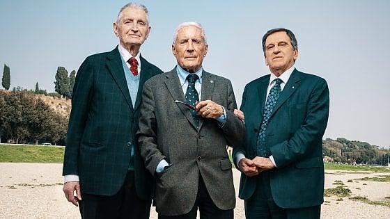 Cgil, Cisl e Uil: quando l'Italia si faceva in tre