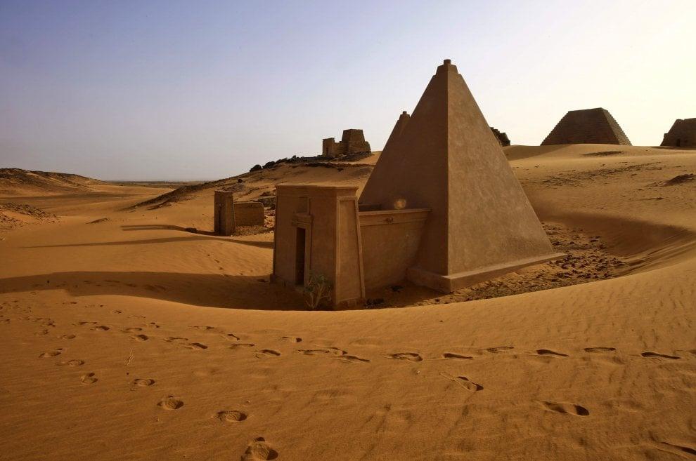 Le piramidi nubiane, tesori dimenticati del Sudan