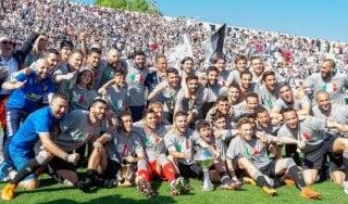 Serie C, Coppa Italia: Marconi regala all'Alessandria il secondo trofeo nella storia