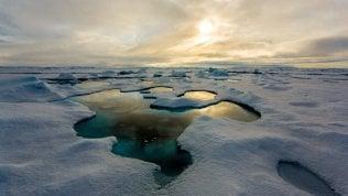 """Le febbre dell'Artico non si ferma: """"Ogni 10 anni 4 gradi in più"""""""