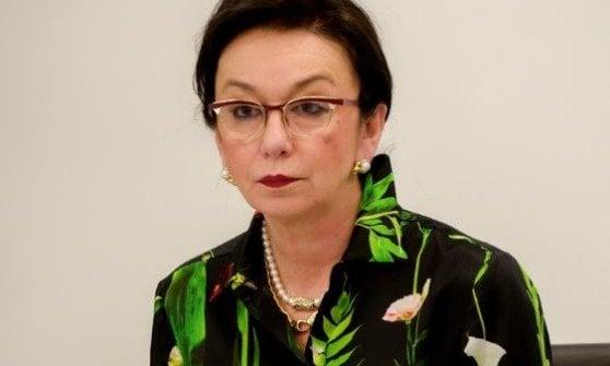Monica Mondardini, vice presidente di Gedi
