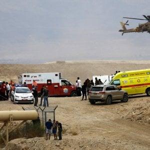 Israele, inondazione travolge gruppo di 25 ragazzi: nove morti e un disperso