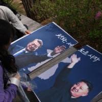 Coree, il mondo guarda allo storico vertice: alle 2,30 la stretta di mano