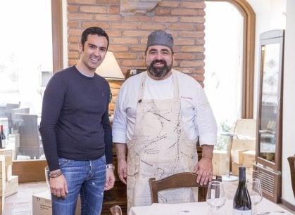 Sul mare di Cefalù ecco Cortile Pepe, il ristorante che racconta la Sicilia più vera