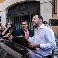 """Governo, Salvini: """"L'asse Pd-5Stelle? Una telenovela stucchevole"""""""