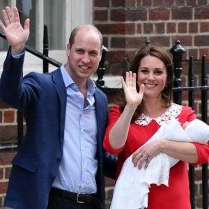 Louis: nel nome del terzo royal baby, un affettuoso omaggio allo zio amato da Carlo
