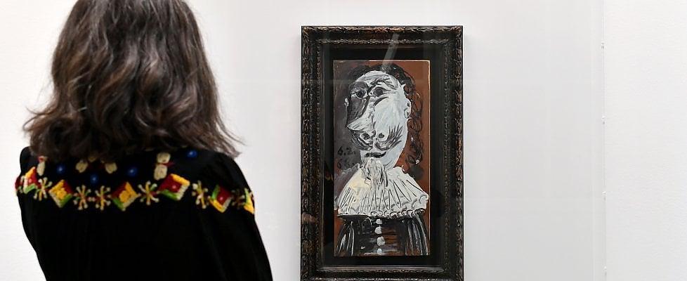 Un Picasso per 25mila proprietari: in mostra il Moschettiere, lo hanno comprato in rete