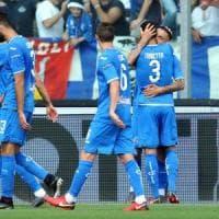 Serie B: l'Empoli torna in A, cadono Parma e Frosinone