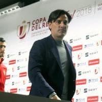 Liga: il Siviglia esonera Montella dopo quattro mesi