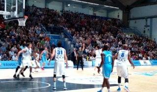 Basket, serie A: Brescia stoppata, il derby è di Cremona