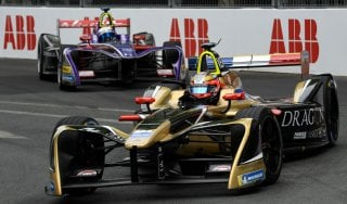 Formula E, che gara a Parigi