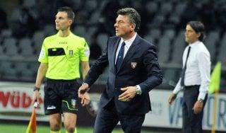 """Torino, Mazzarri: """"Noi poco brillanti, la Lazio ha meritato la vittoria"""""""