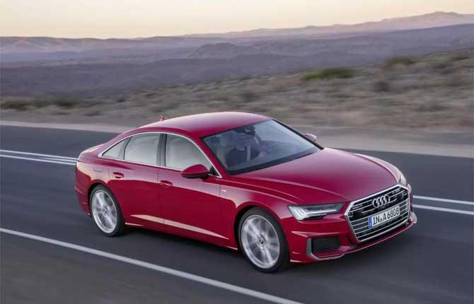 Audi, al via gli ordini per la nuova A6