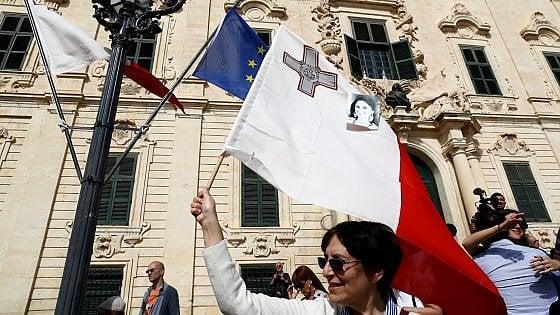 Daphne Garuana Galizia, talpa nella polizia informava i killer: il nome svelato in Parlamento