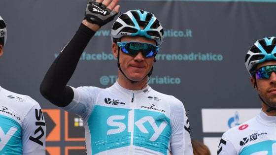 Ciclismo, il Giro ritrova Froome dopo 8 anni. L'Italia punta su Aru