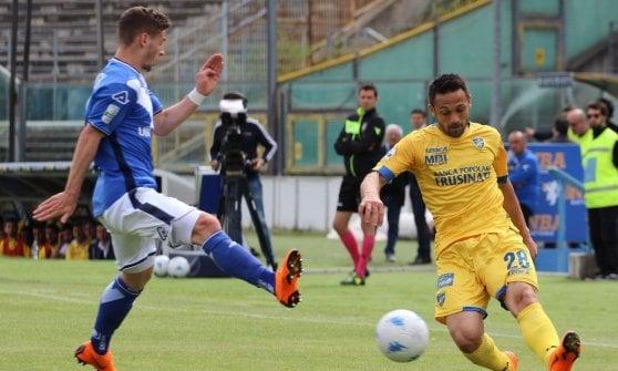 Serie B: Parma da solo al 2° posto, il Frosinone scavalca il Palermo