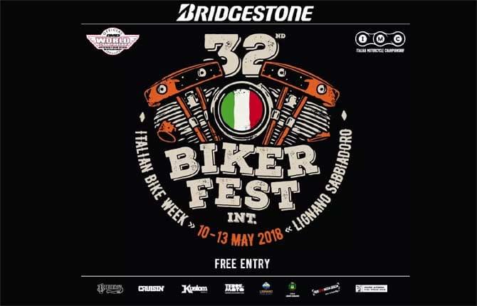 """""""Biker Fest"""", il Barnum delle due ruote"""