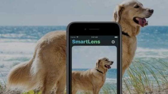 """SmartLens, l'app di un 18enne è la """"Shazam del mondo reale"""""""