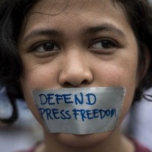 World Press Freedom Day: giornalisti minacciati, si restringe la libertà di stampa
