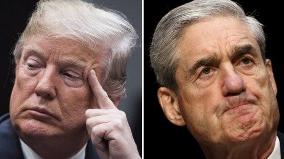Russiagate, Trump minaccia uso poteri presidenziali. Mueller evoca un mandato per interrogarlo