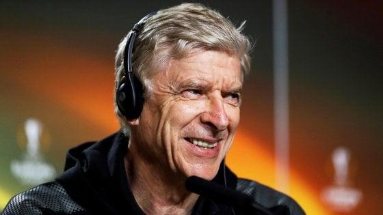 """Europa League, Atletico-Arsenal vale la finale. Simeone: """"Voglio stadio pieno''. Wenger: ''Non penso al futuro''"""