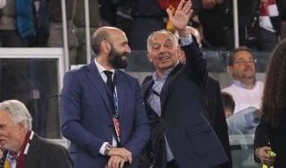 """Champions, Roma, Pallotta contro l'Uefa: """"Arbitrare così è ridicolo, Var indispensabile"""""""