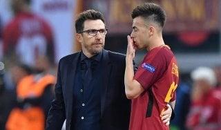 """Champions, Roma, Di Francesco: """"Partita quasi perfetta, peccato per l'andata"""""""