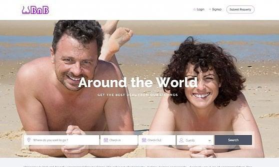 Case vacanza dove girare nudi cercansi: nasce l'Airbnb dei naturisti