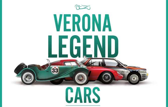 Verona Legend Cars, Aci Storico in festa