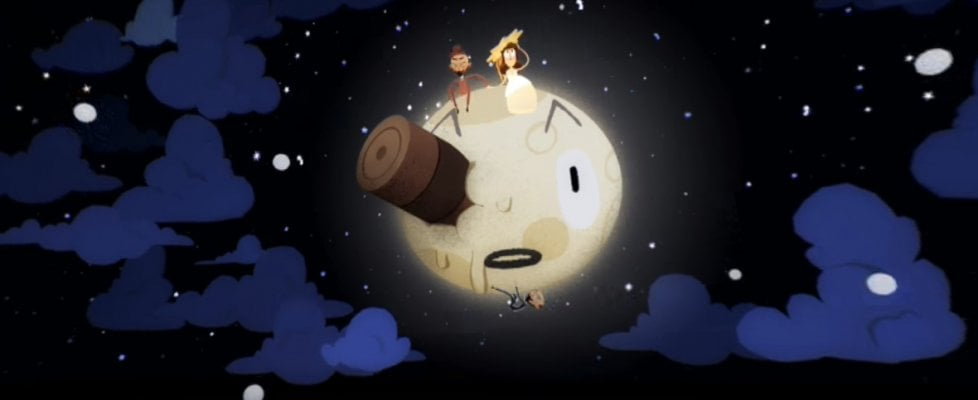 Georges Méliès: il primo doodle a 360 gradi rende omaggio al mago del cinema