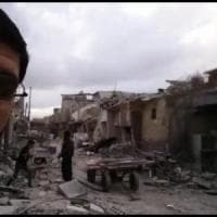 Siria, la sfida degli ispettori: