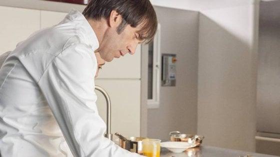 Davide Oldani in Spagna: il re della cucina pop... apre un pop-up