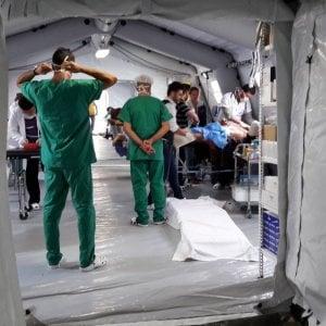 Iraq, inaugurata una nuova unità chirurgica per i feriti di Mosul