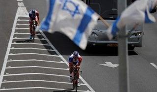 Froome, Dumoulin e Aru: la corsa a tre di un Giro che è già storia