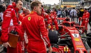 Marchionne applaude la Ferrari: ''Condizione fenomenale''
