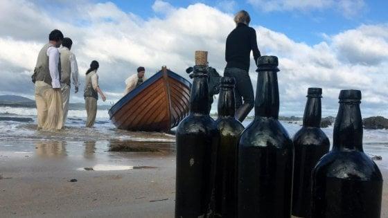 """Arriva """"il naufragio"""": la birra più antica del mondo torna in vita"""