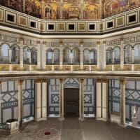 Firenze: le nuove luci del Battistero. Firmano Vittorio e Francesca Storaro