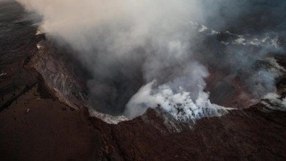 Hawaii, erutta il vulcano Kilauea: evacuati diecimila abitanti