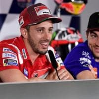 MotoGp, Spagna: prime libere a Dovizioso, Marquez secondo