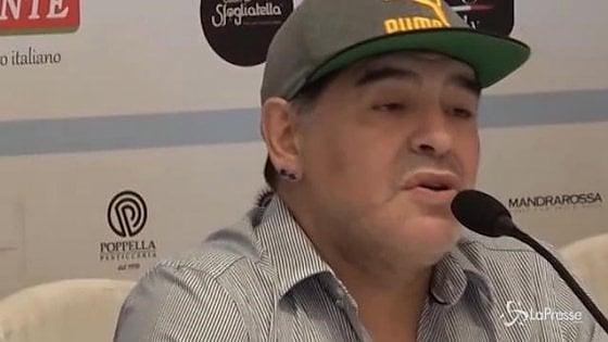 """Maradona, divorzio tra le polemiche con l'Aj Fujairah: """"Voleva l'ingaggio quadruplicato…"""""""