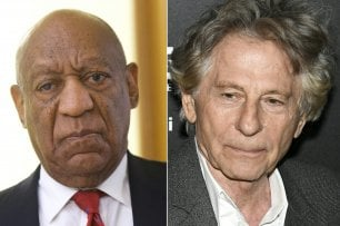 Molestie sessuali, Bill Cosby e Roman Polanski espulsi dalla Film Academy