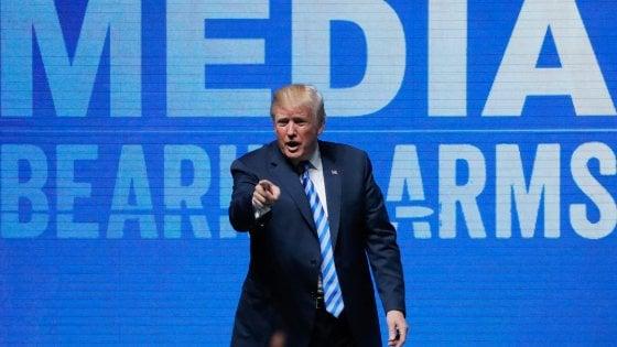 Usa Trump insiste