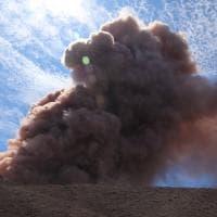 Hawaii, le immagini dell'eruzione del vulcano Kilauea
