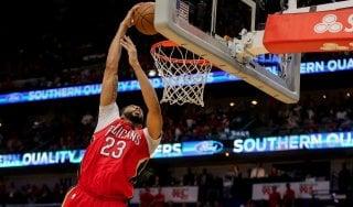 Basket, playoff Nba: Houston rialza subito la testa, stop per Golden State