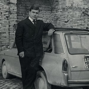 Vittorio Virgili a 24 anni (immagine tratta dal sito vittoriovirgili.com)