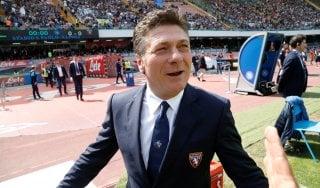 """Torino, Mazzarri: """"Inter unica scelta sbagliata della carriera''"""