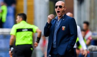 """Genoa, Ballardini: """"Ottima gara fino al rosso di Pandev"""""""